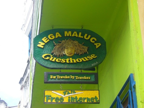Leading hostel in Salvador historic center for sale