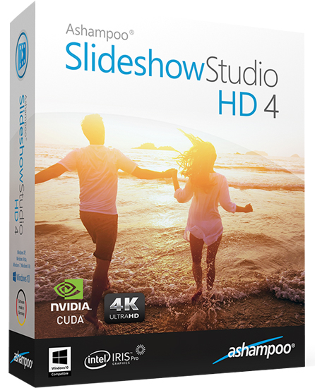Ashampoo Slideshow Studio v4.0.3.1.Multilingual