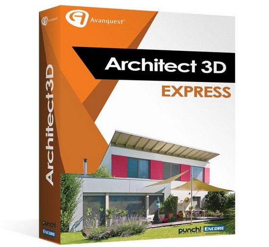 Avanquest Architecte 3D Express 2017.v19.0.1.1001