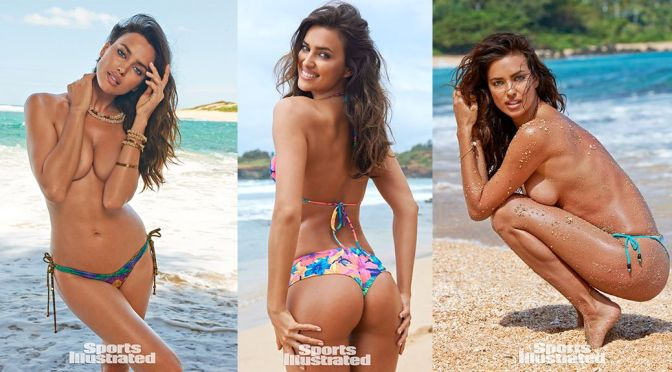 Irina Shayk – Sports Illustrated Swimsuit Issue 2015