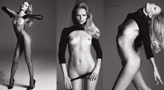 Natasha Poly – Lui France Magazine (March 2015) (NSFW)