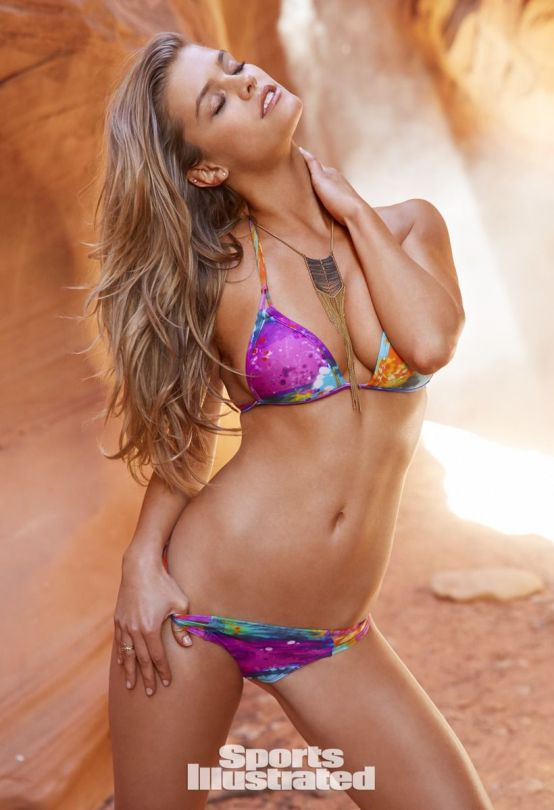 ... 2015 820 × 1200 Nina Agdal – Sports Illustrated Swimsuit Issue 2015