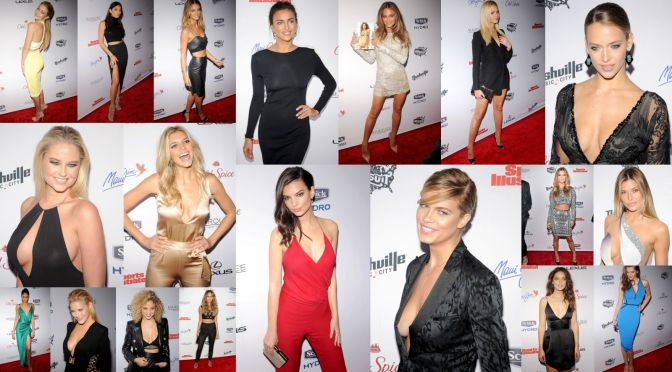 Various Celebs – 2015 Sports Illustrated Swimsuit Issue Celebration in New York