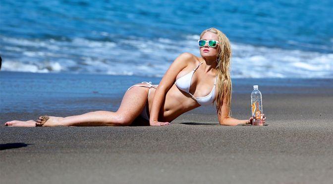"Anna Sophia Berglund – ""138 Water"" Bikini Photoshoot"