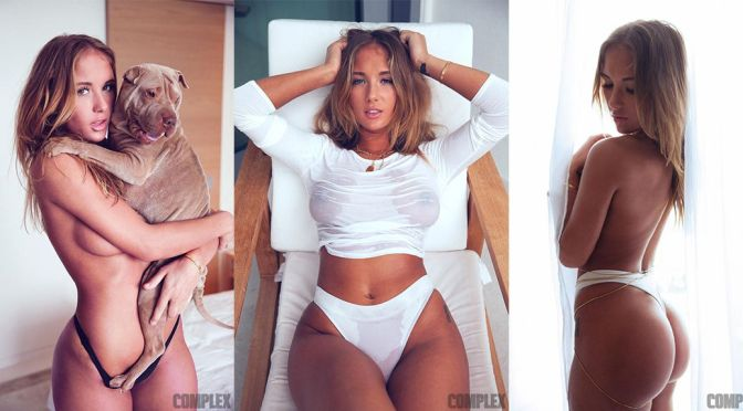 Niykee Heaton – Complex Magazine Photoshoot