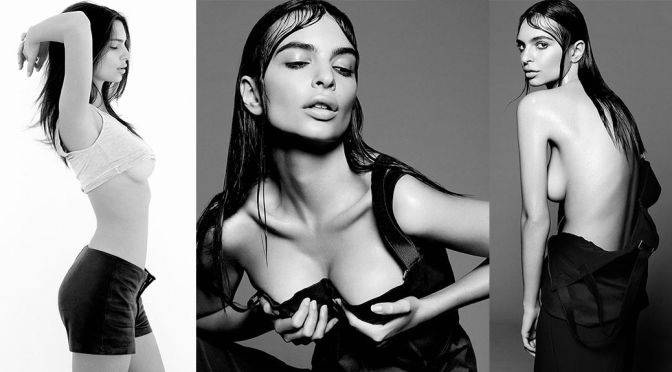 "Emily Ratajkowski – ""Sports Illustrated"" Photoshoot by Yu Tsai"