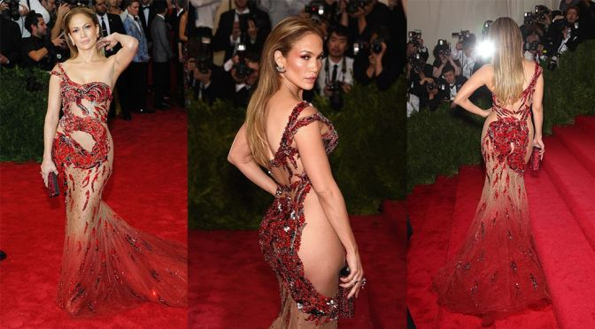 Jennifer Lopez – China Through The Looking Glass Costume Institute Gala in NY