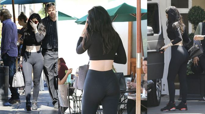 Kylie Jenner – Candids in West Hollywood