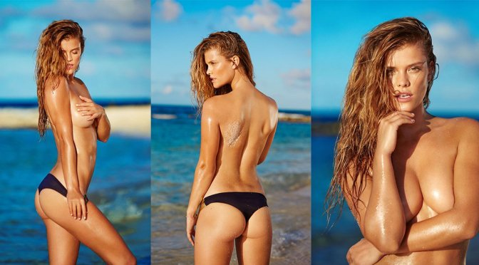 Nina Agdal – Photoshoot by Jeff Olson