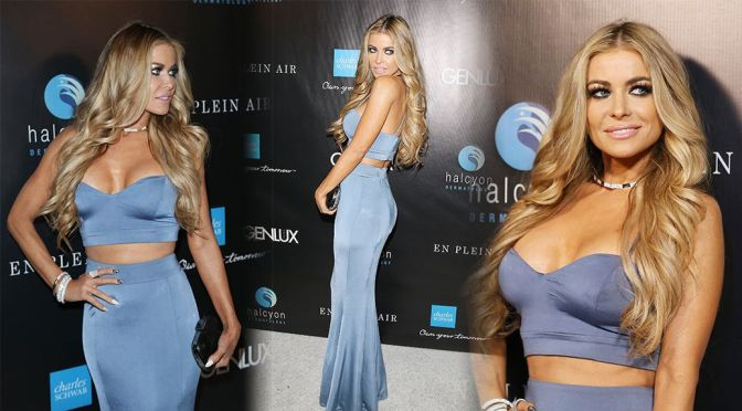 Carmen Electra – Genlux Magazine Fall 2015 Issue Release Event