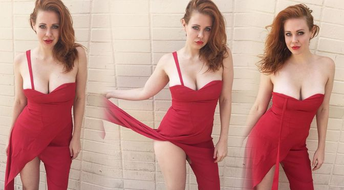 Maitland Ward – Studio Photoshoot in Beverly Hills