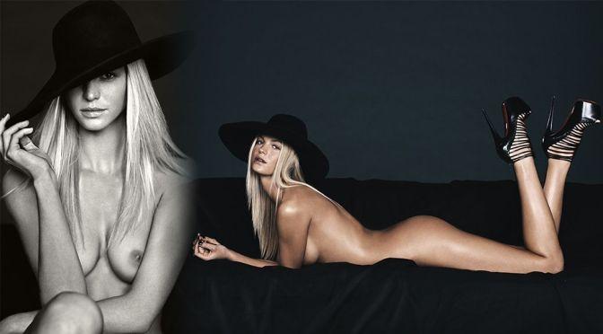 Erin Heatherton – Topless Photoshoot by James Shoot (NSFW)