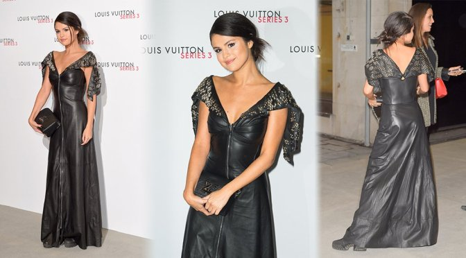 Selena Gomez – Louis Vuitton Series 3 VIP Launch in London