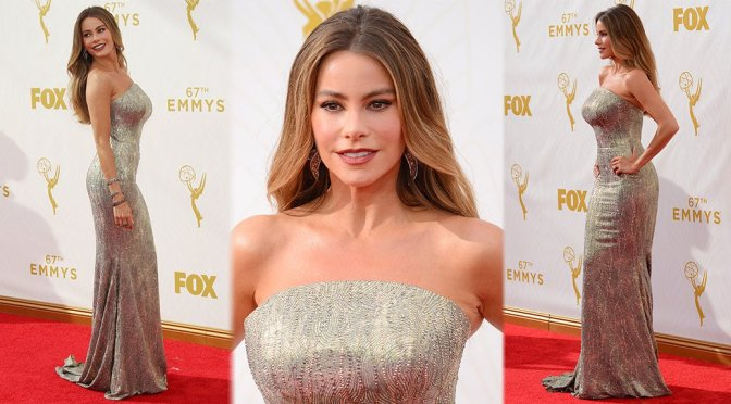 Sofia Vergara – 67th Annual Primetime Emmy Awards