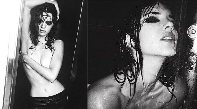 Kendall Jenner – Photoshoot by Mert Alas