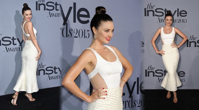 Miranda Kerr – InStyle Awards in Los Angeles