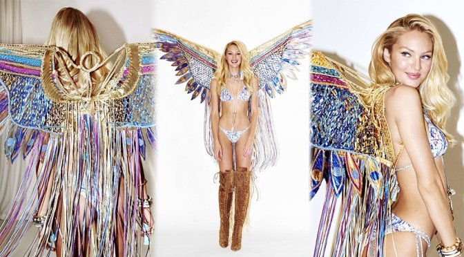 Candice Swanepoel – Victoria's Secret Fittings