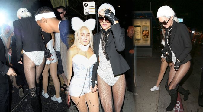 Kendall Jenner – Boosty Bellows Halloween Party
