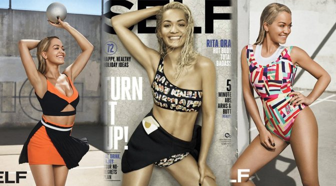 Rita Ora – SELF Magazine Photoshoot (December 2015)