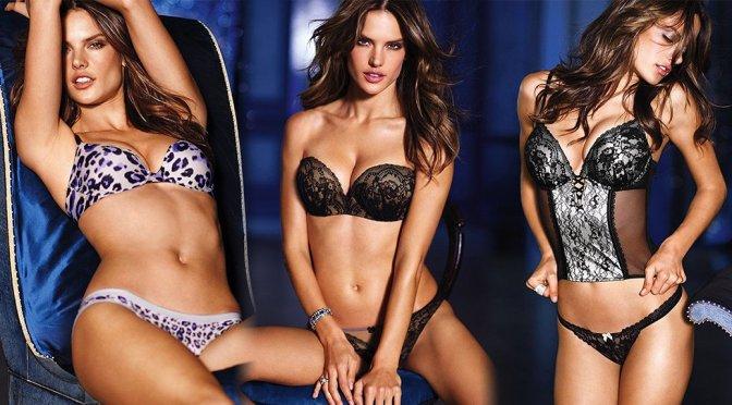 Alessandra Ambrosio – Covergirl Magazine (December 2015)