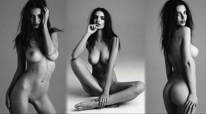 Emily Ratajkowski – Treats Magazine Photoshoot (NSFW)
