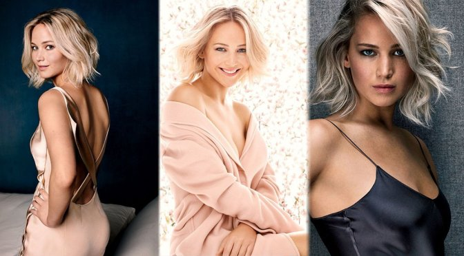 Jennifer Lawrence – Entertainment Weekly Magazine Photoshoot