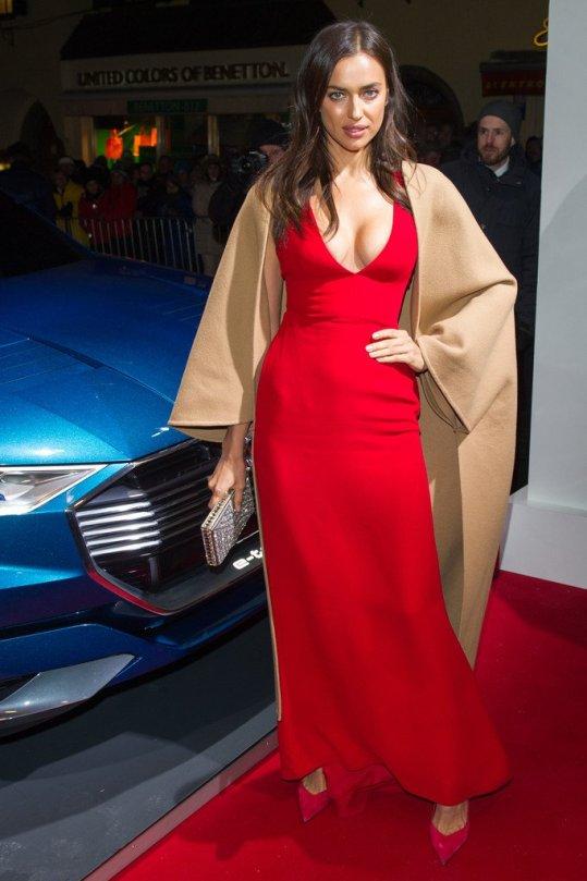 Irina Shayk 1 Hot Celebs Home