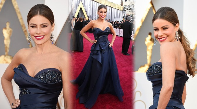 Sofia Vergara – 88th Annual Academy Awards in Hollywood
