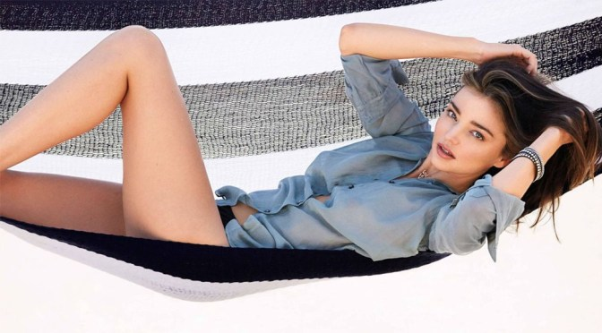 Miranda Kerr – Elle France Magazine (March 2016)
