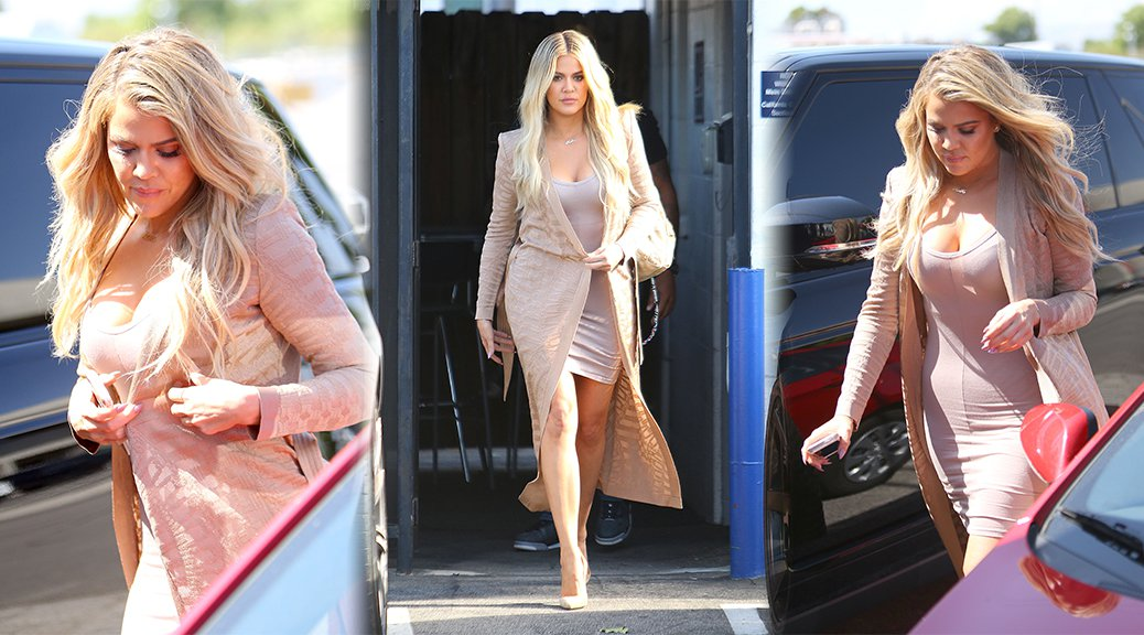 Khloe Kardashian - Candids in Los Angeles