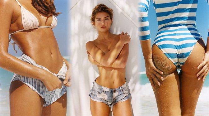 Daniela Lopez Osorio – Galore Magazine Bikini Photoshoot