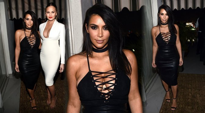 Kim Kardashian – GQ 10th Annual Love Sex and Madness Issue Celebration