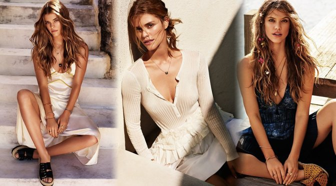 Nina Agdal – Cosmopolitan Magazine Photoshoot (July 2016)
