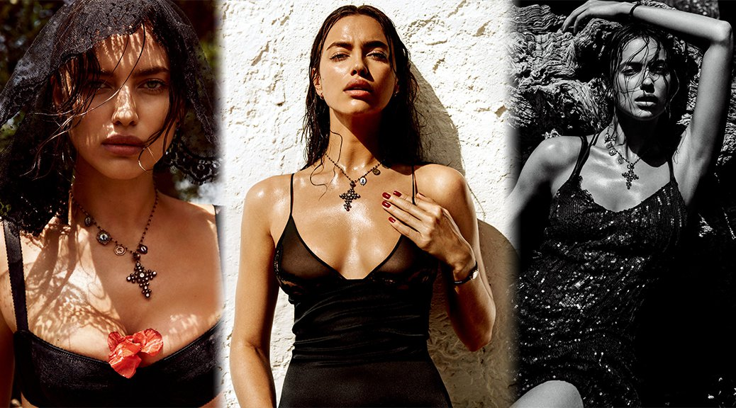 Irina Shayk - Vogue Japan Magazine Photoshoot (September 2016)