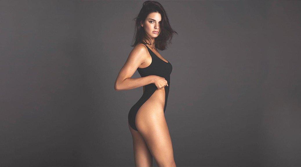 Kendall Jenner - Photoshoot by Mert Alas & Marcus Piggott