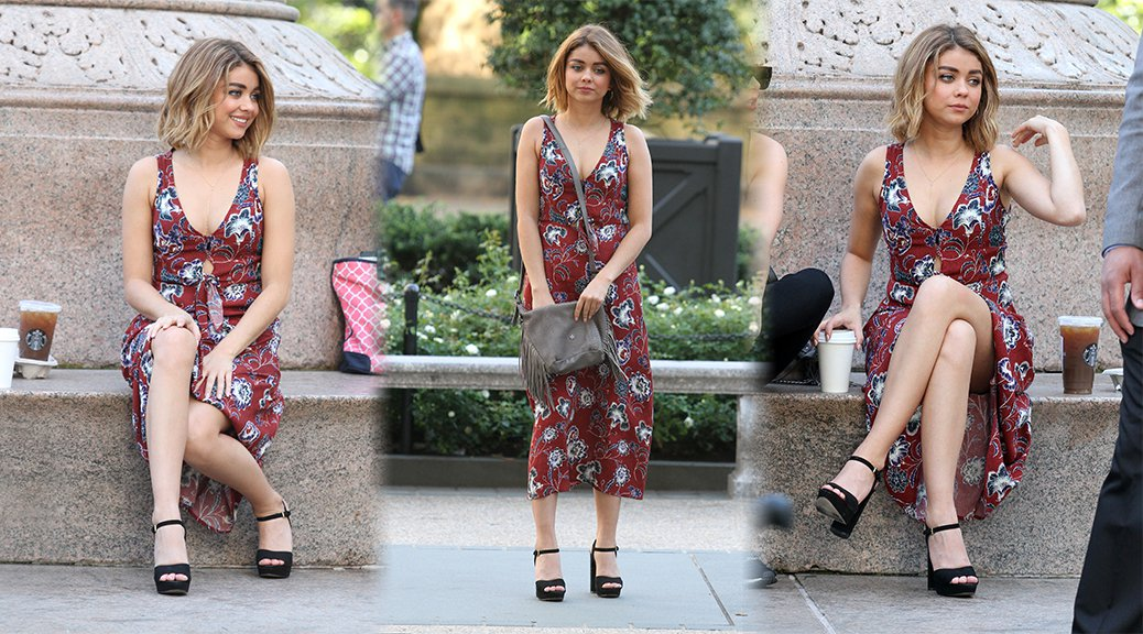 "Sarah Hyland on ""Modern Family"" Set in New York"