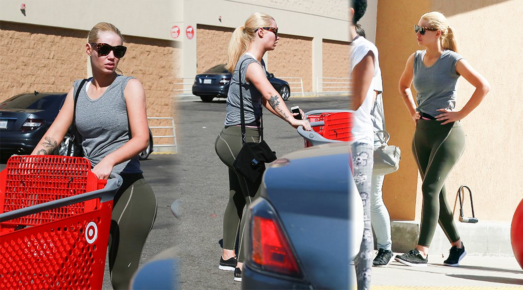 Iggy Azalea - Candids in Los Angeles