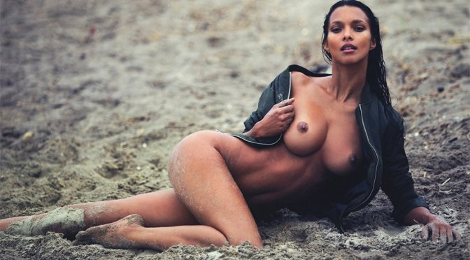 Lais Ribeiro – Lui Magazine Naked Photoshoot (September 2016)
