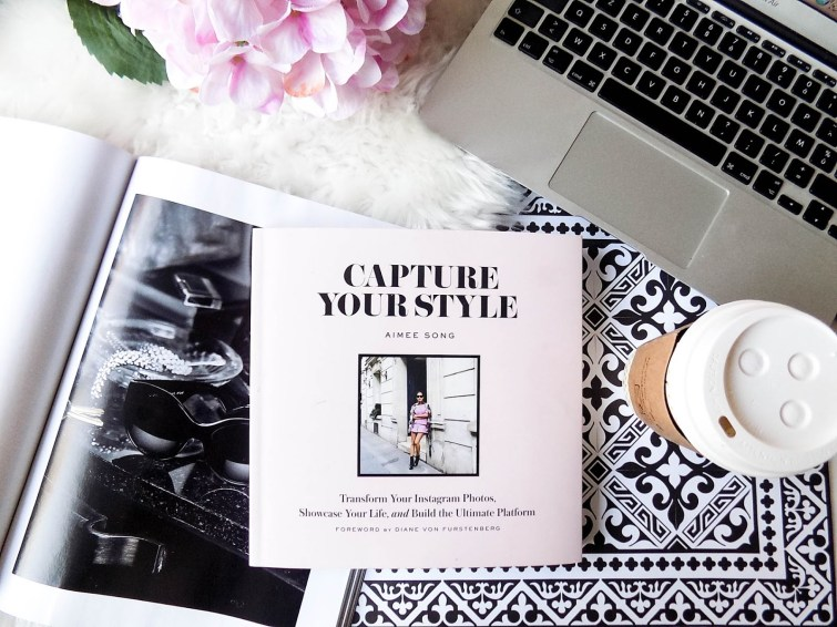 capture your style aimee song book review 3
