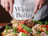 winter buffet
