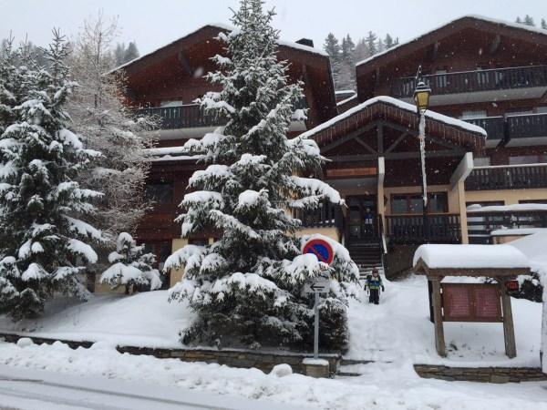 November Snow 2015