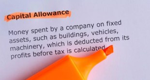 ADVICE: Capital Allowances