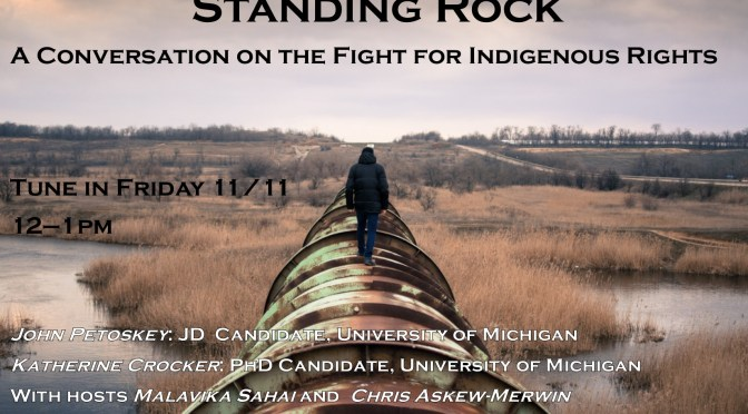 Standing Rock- Part One