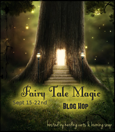 Fairy tales magic button