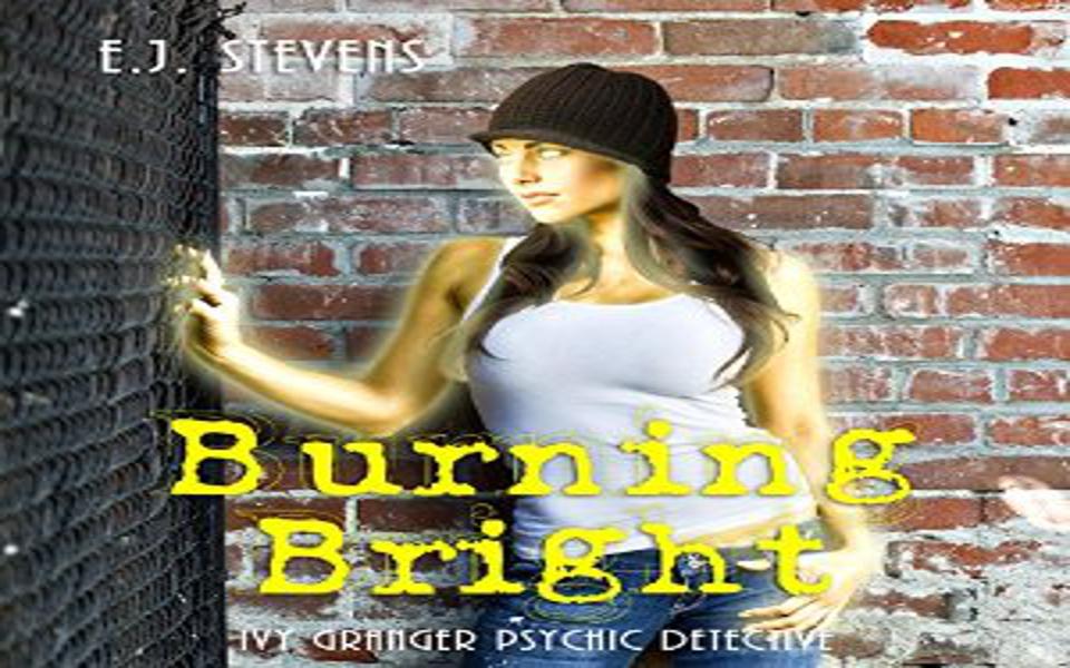 Burning Bright Audiobook by E.J. Stevens (REVIEW)