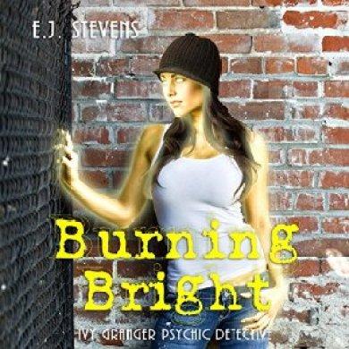 Burning Bright by E.J.Stevens