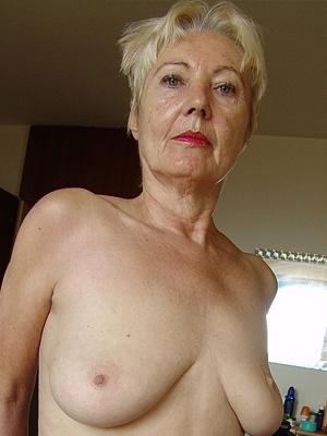 half nude females