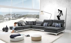 Small Of Modern Sectional Sofa