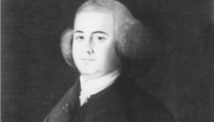 Young John Adams