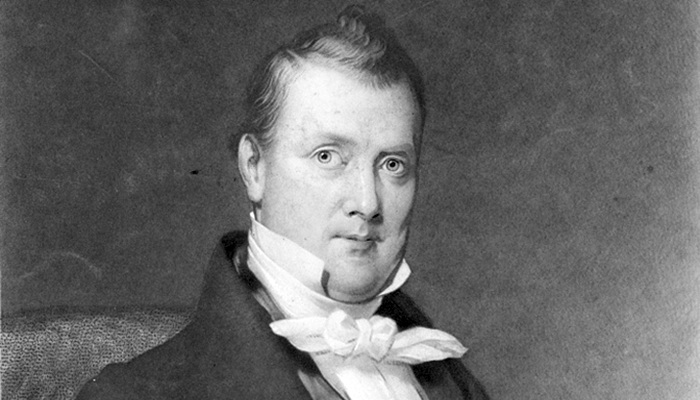 Young James Buchanan